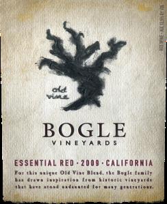 Bogle+Essential+Red+2009+label